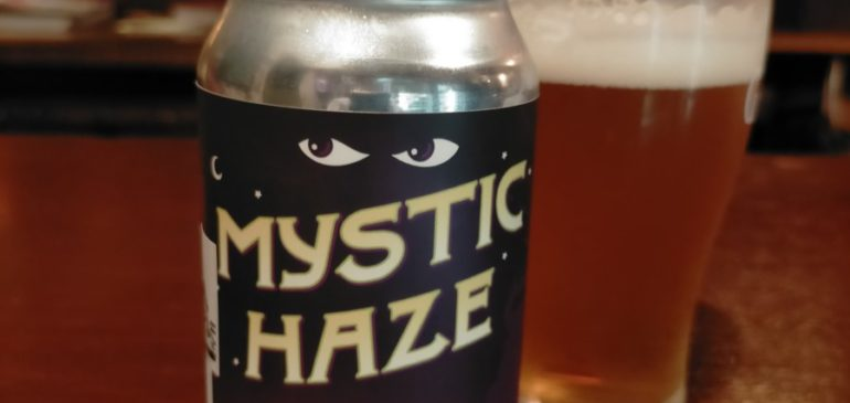 Speakeazy Mystic Haze IPA