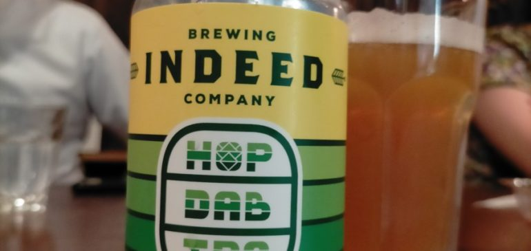 Indeed Hop Dab IPA