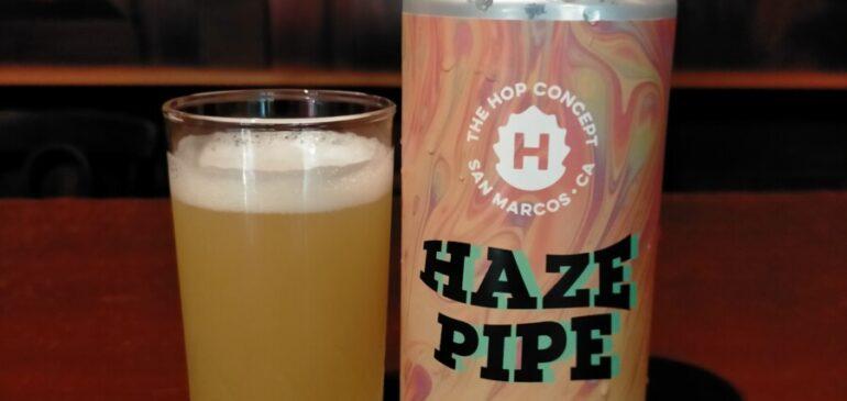 The Hop Concept Hazy Pipe Hazy IPA