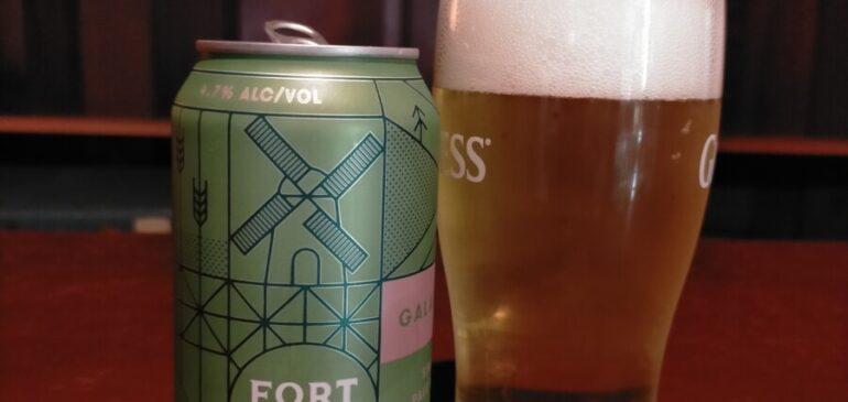 Fort Point Galaxy Park Pale Ale