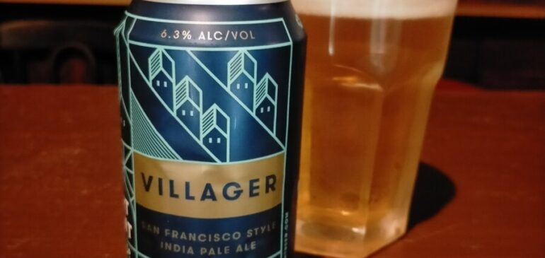 Fort Point Villager IPA